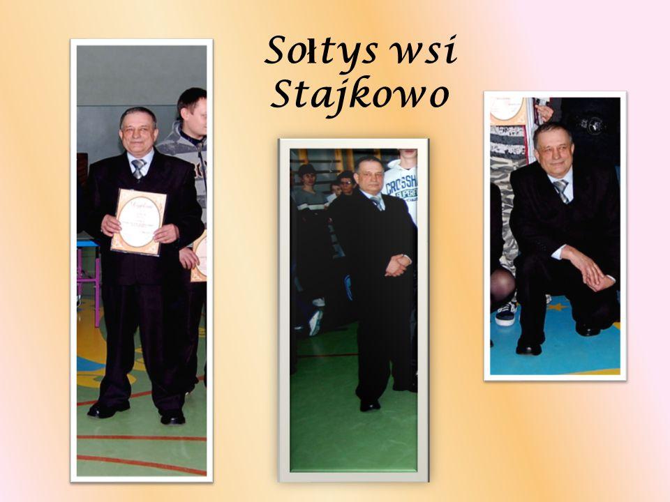 Sołtys wsi Stajkowo