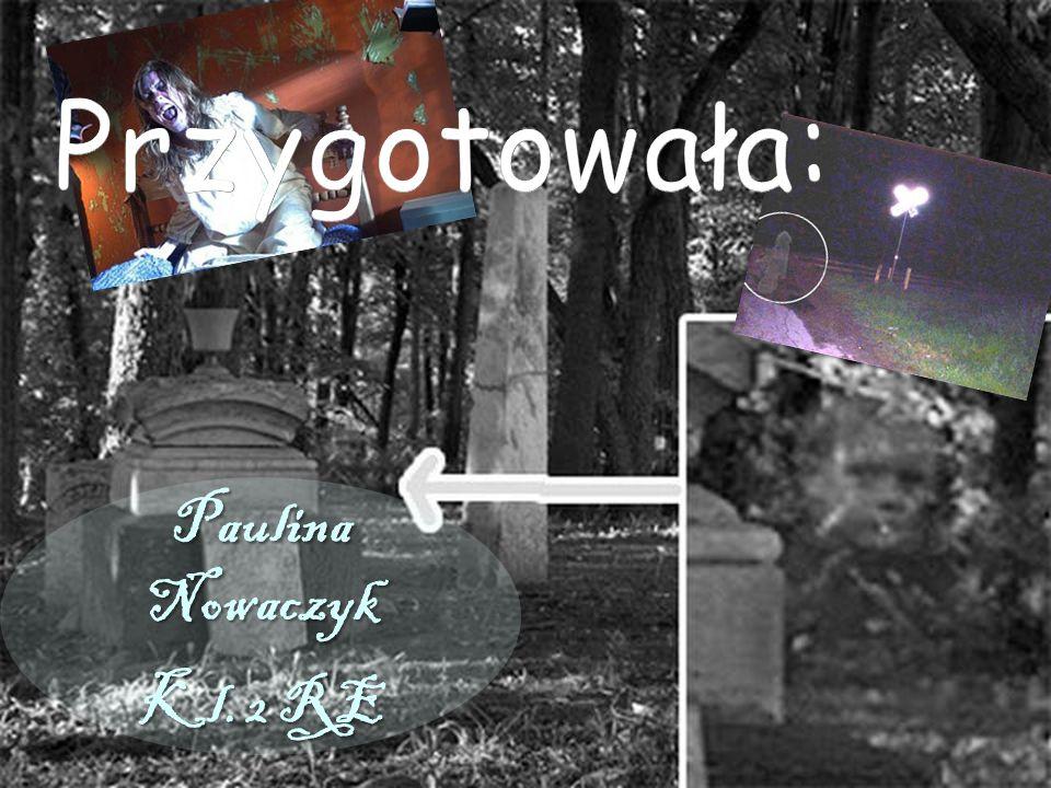 Przygotowała: Paulina Nowaczyk Kl. 2 RE
