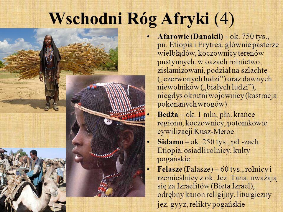 Wschodni Róg Afryki (4)
