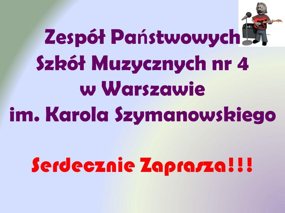 im. Karola Szymanowskiego