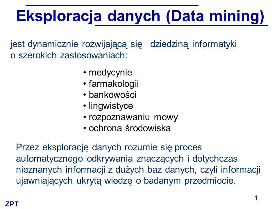 Eksploracja danych (Data mining)