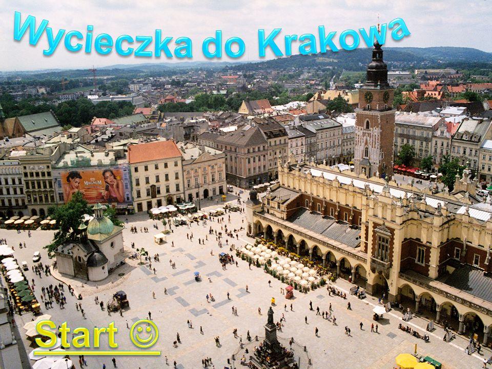 Wycieczka do Krakowa Start 