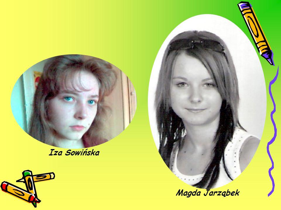 Magda Jarząbek Iza Sowińska