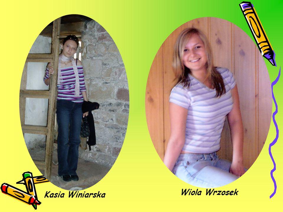 Kasia Winiarska Wiola Wrzosek
