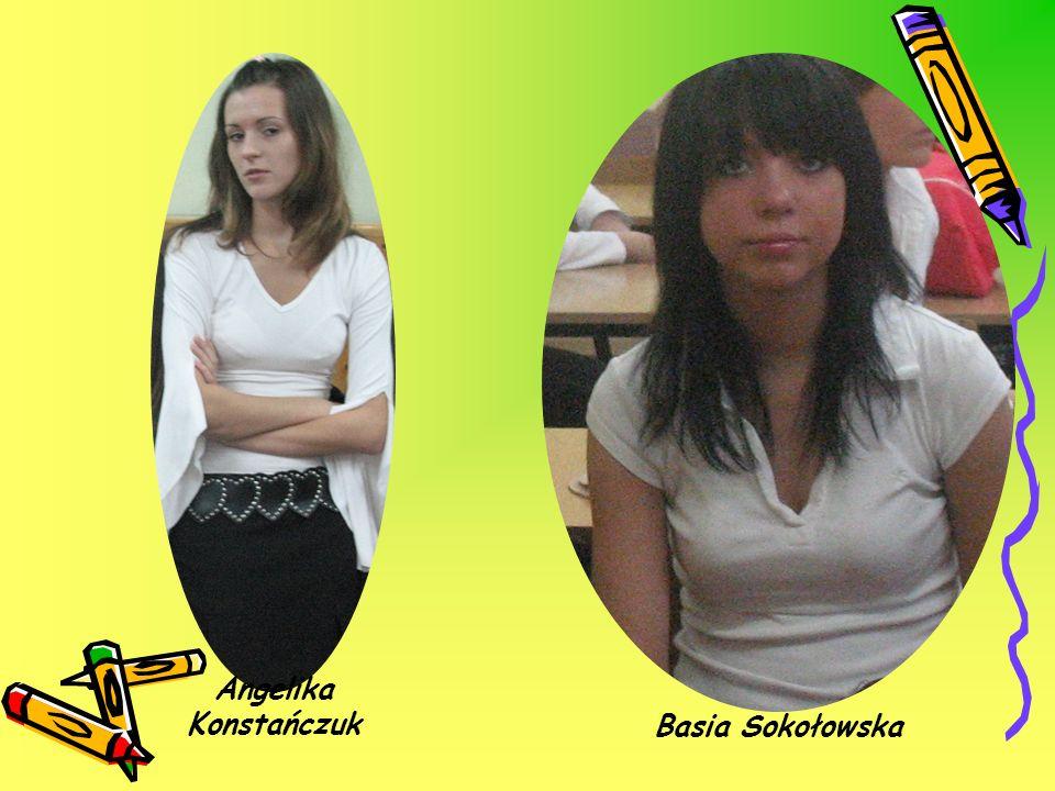 Angelika Konstańczuk Basia Sokołowska