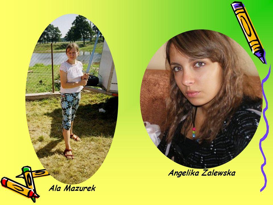 Ala Mazurek Angelika Zalewska
