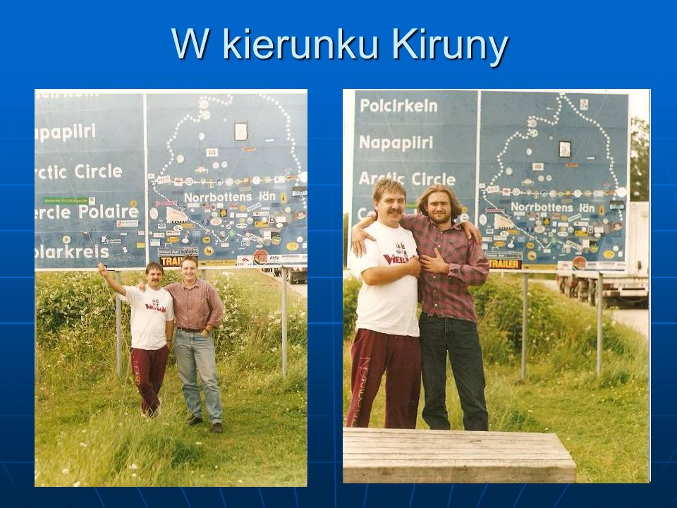 W kierunku Kiruny