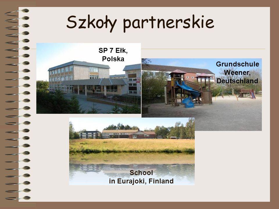 Grundschule Weener, Deutschland School in Eurajoki, Finland