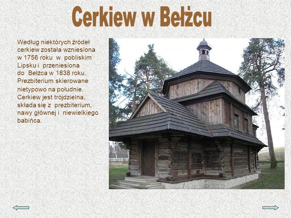 Cerkiew w Bełżcu