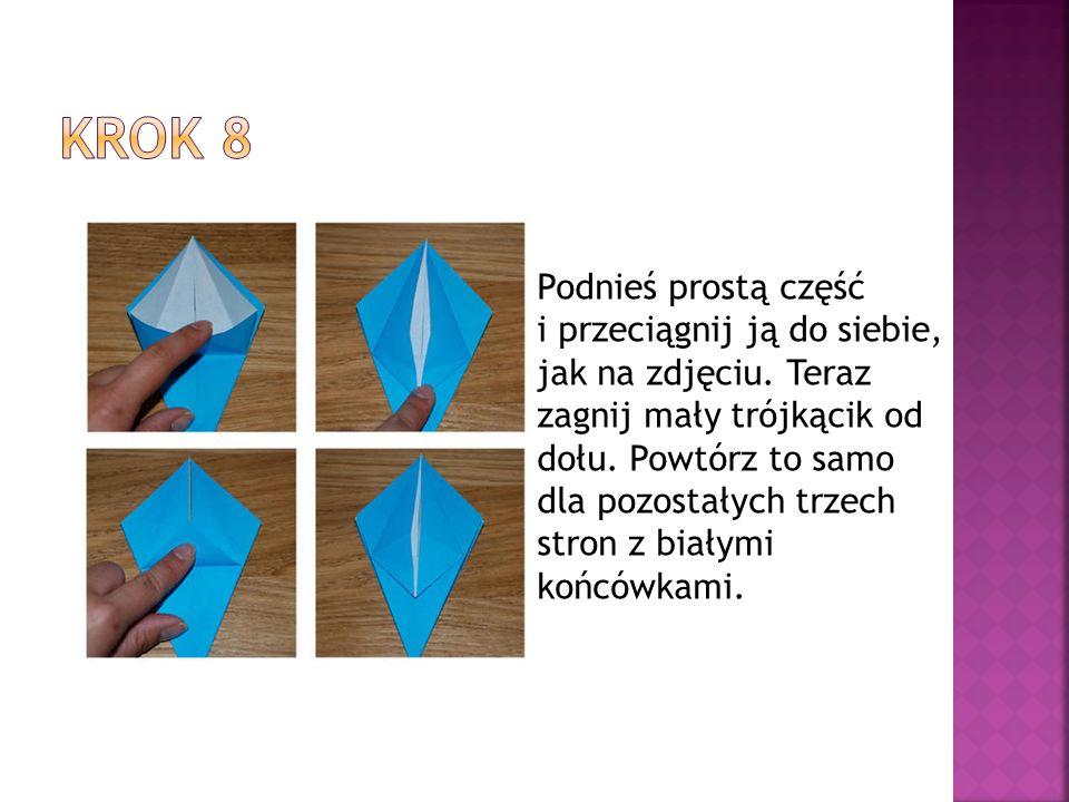 Krok 8 Podnieś prostą część