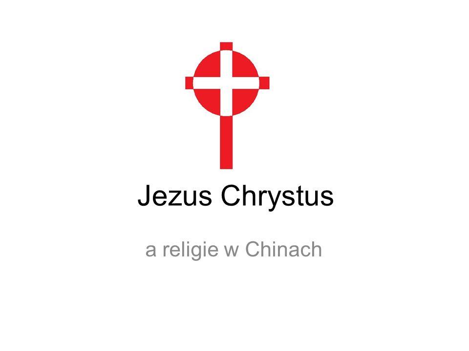 Jezus Chrystus a religie w Chinach