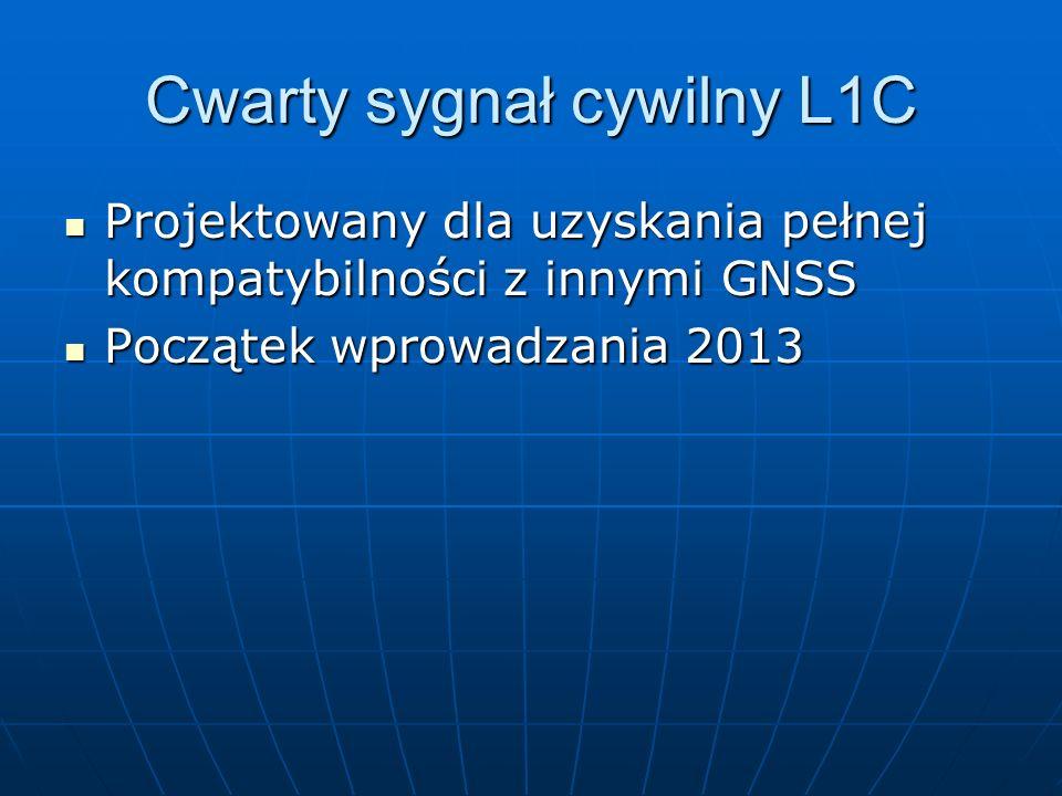Cwarty sygnał cywilny L1C