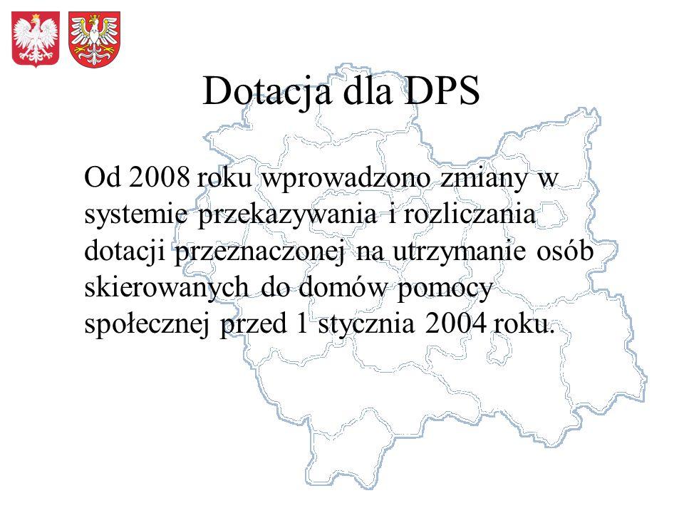 Dotacja dla DPS