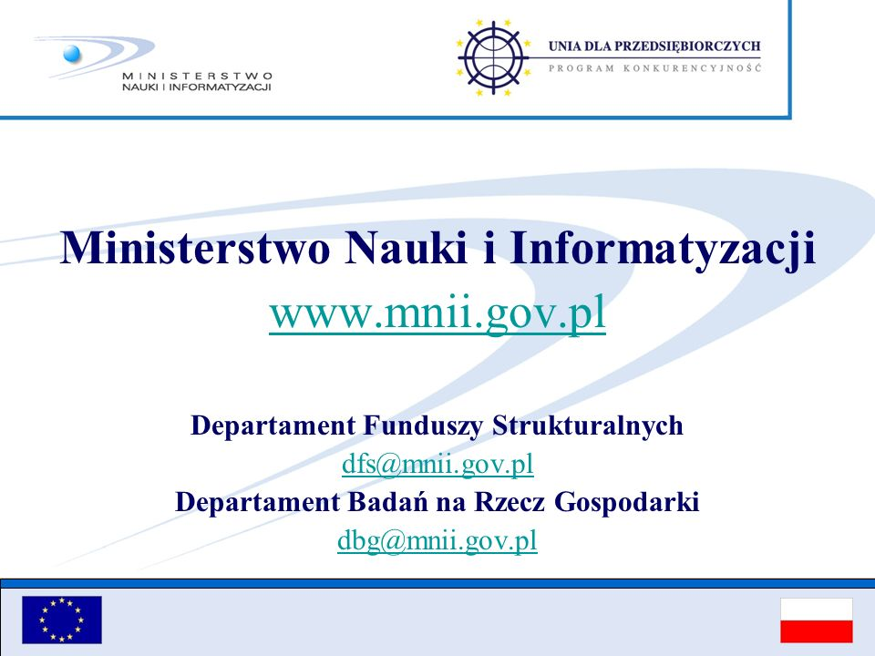 Ministerstwo Nauki i Informatyzacji