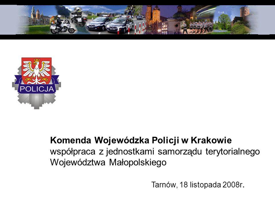 Komenda Wojewódzka Policji w Krakowie