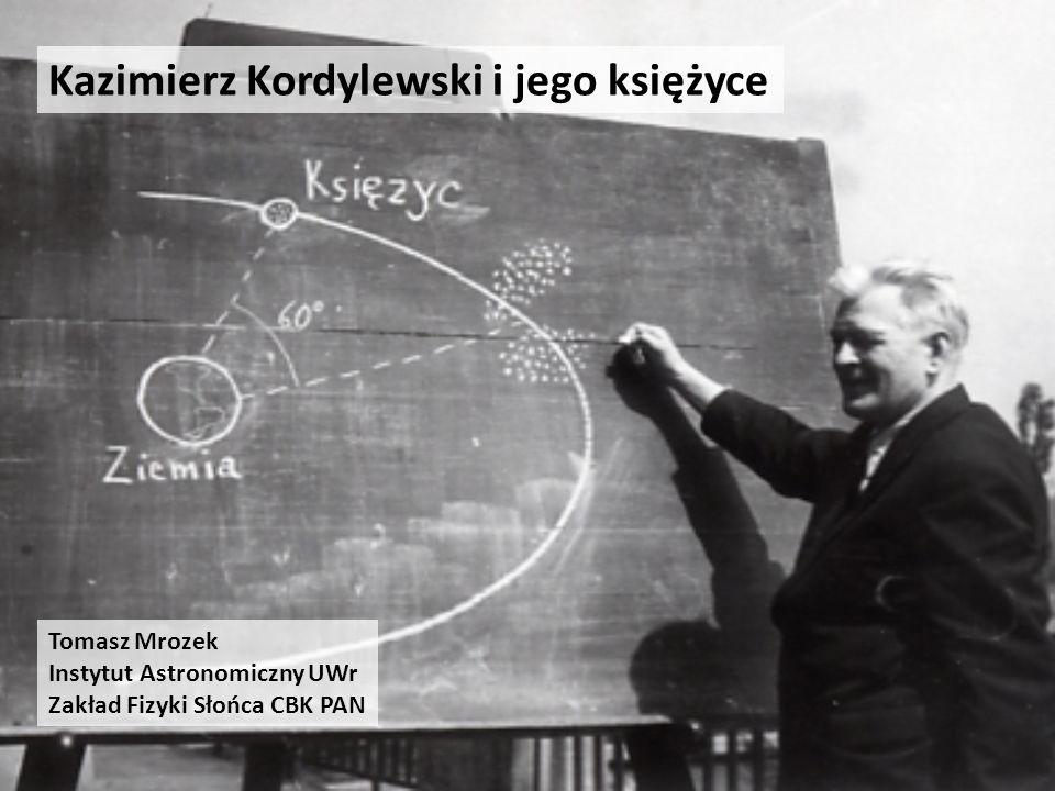 Kazimierz Kordylewski i jego księżyce