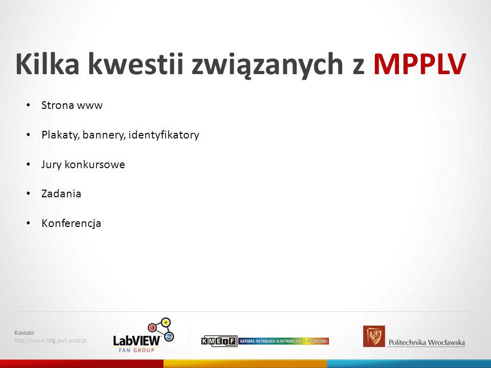 Kilka kwestii związanych z MPPLV