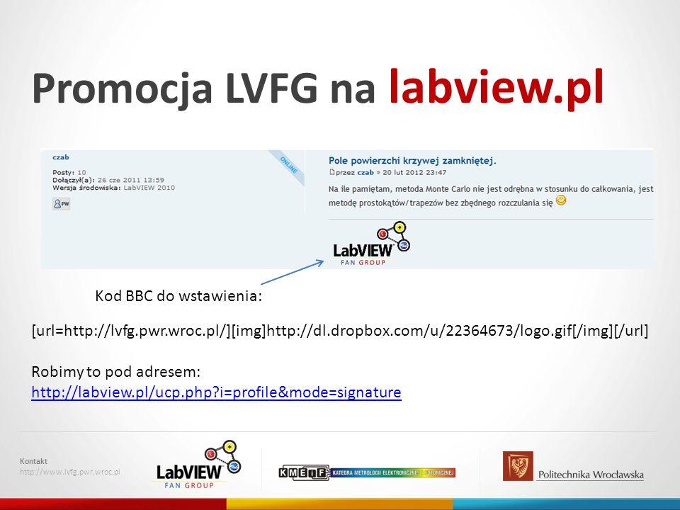 Promocja LVFG na labview.pl