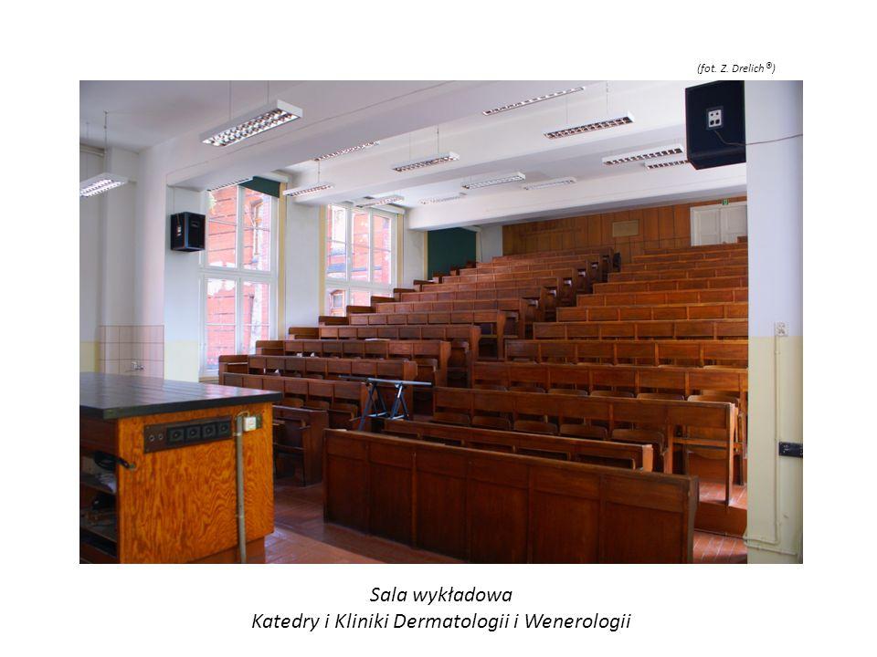 Katedry i Kliniki Dermatologii i Wenerologii