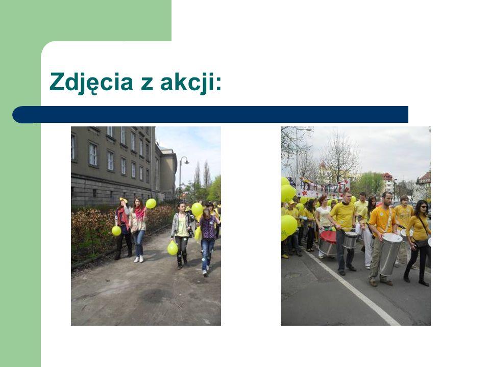 Zdjęcia z akcji: