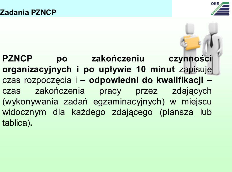 Zadania PZNCP
