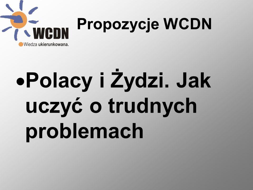 Polacy i Żydzi. Jak uczyć o trudnych problemach