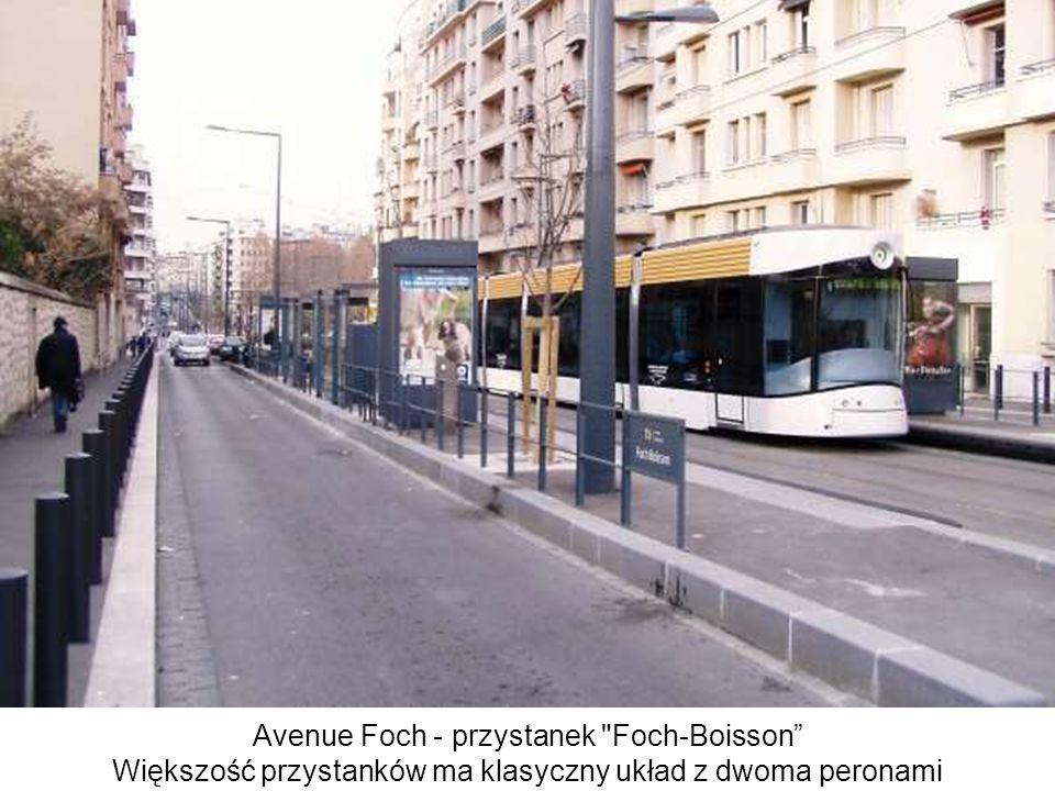 Avenue Foch - przystanek Foch-Boisson