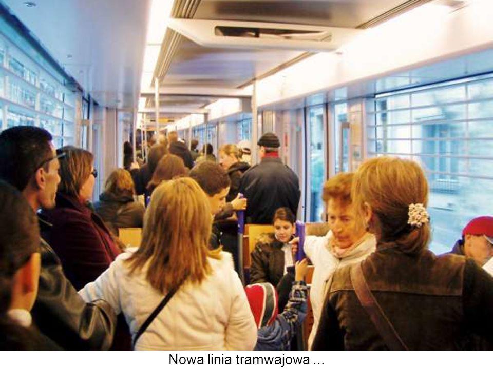 Nowa linia tramwajowa ...