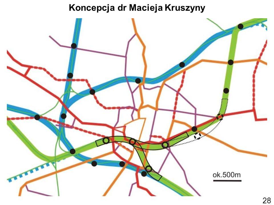 Koncepcja dr Macieja Kruszyny