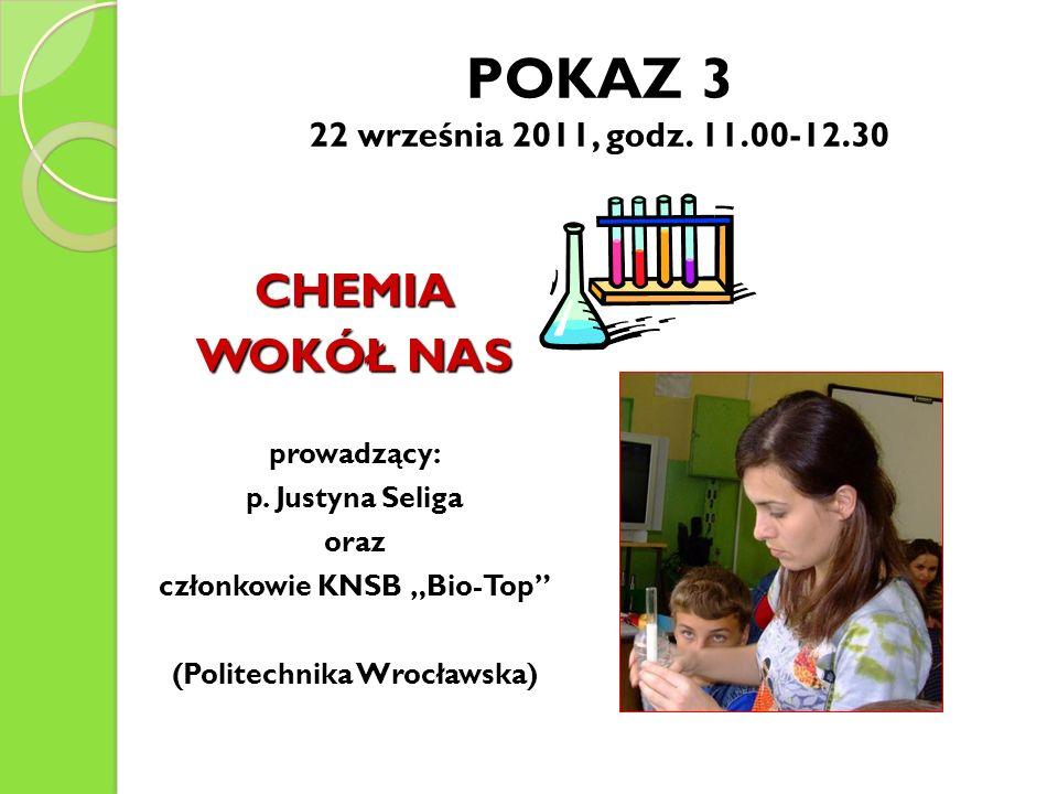"""członkowie KNSB """"Bio-Top (Politechnika Wrocławska)"""