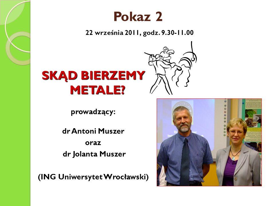 (ING Uniwersytet Wrocławski)