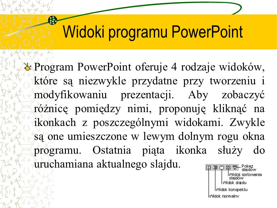 Widoki programu PowerPoint