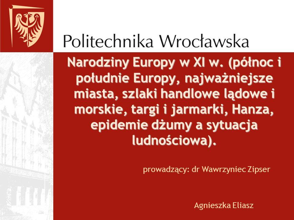 prowadzący: dr Wawrzyniec Zipser