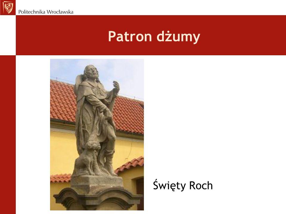 Patron dżumy Święty Roch
