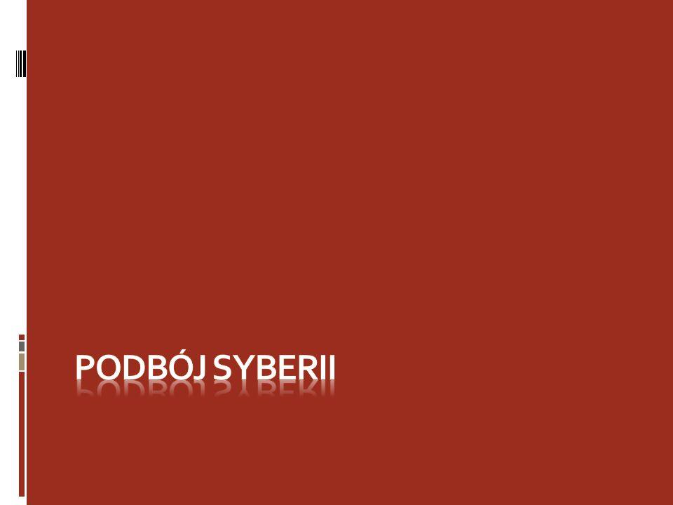 Podbój Syberii