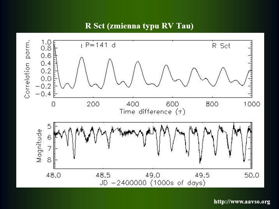 R Sct (zmienna typu RV Tau)