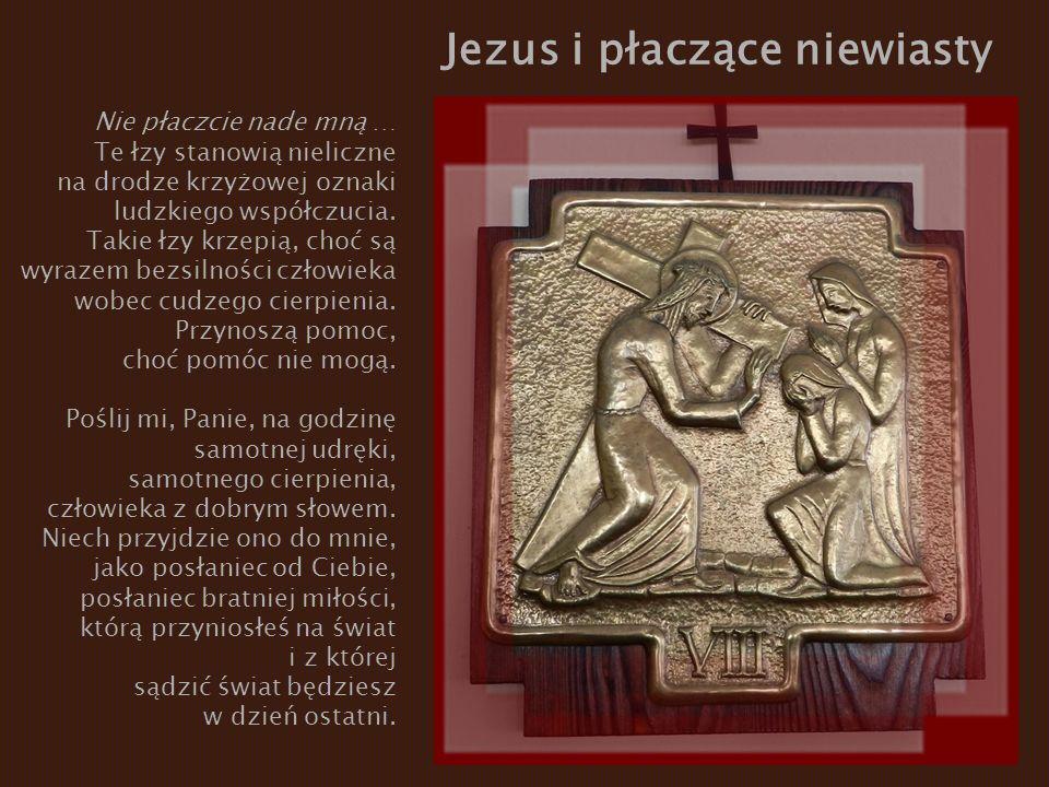 Jezus i płaczące niewiasty
