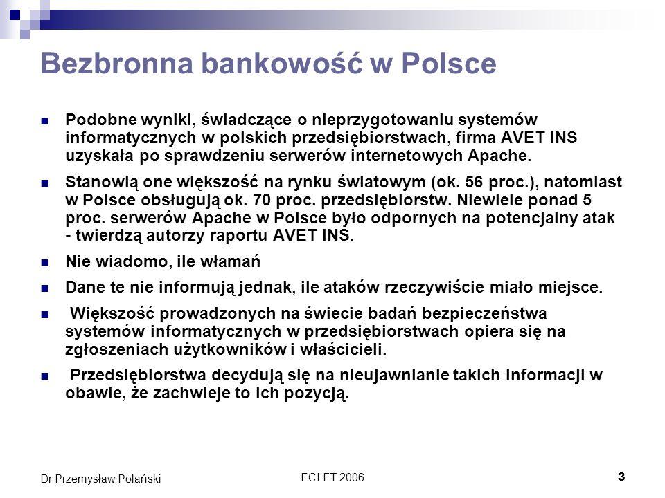 Bezbronna bankowość w Polsce