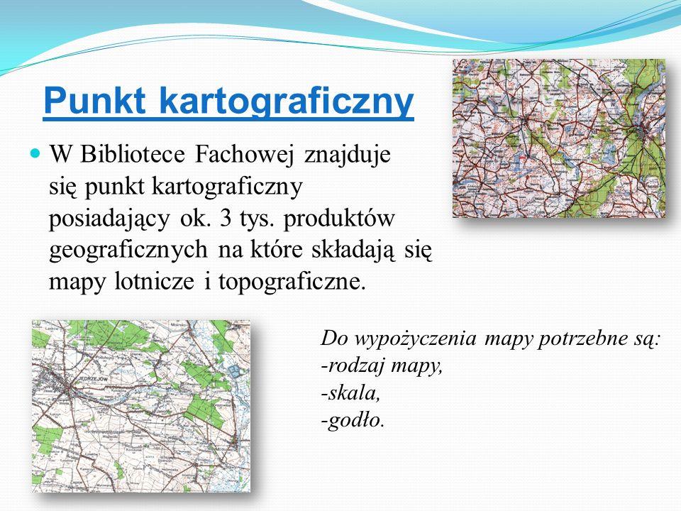 Punkt kartograficzny
