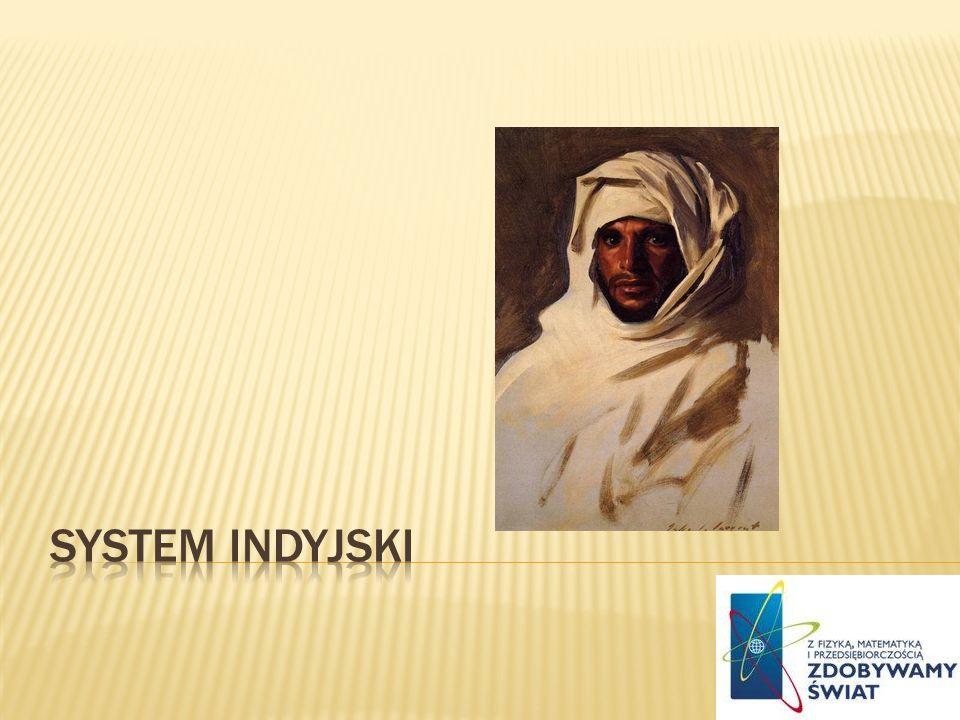 System indyjski