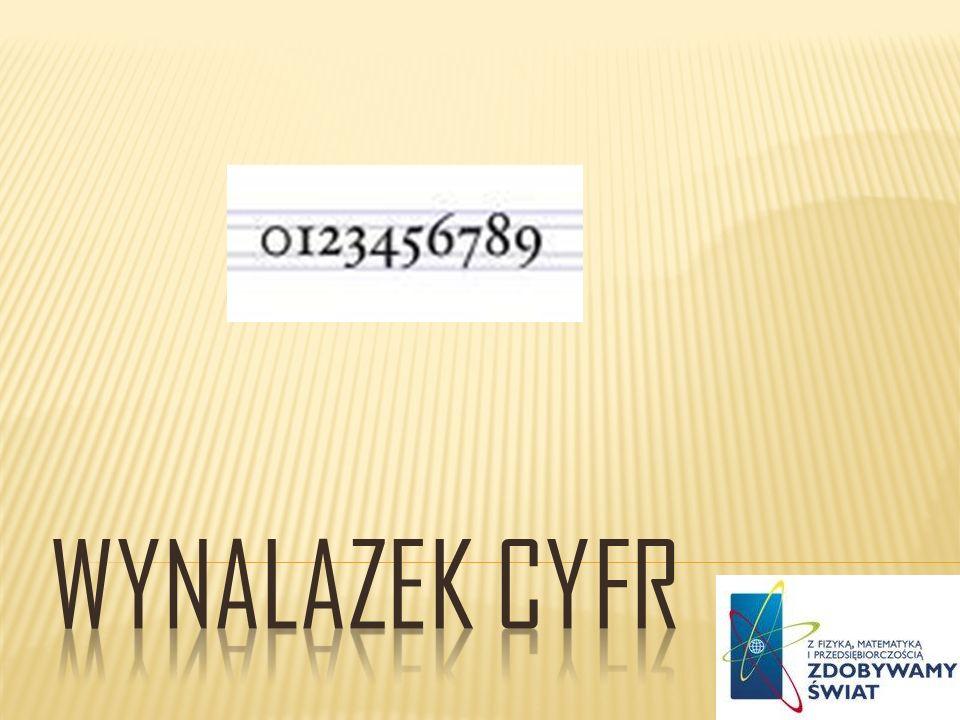 Wynalazek Cyfr