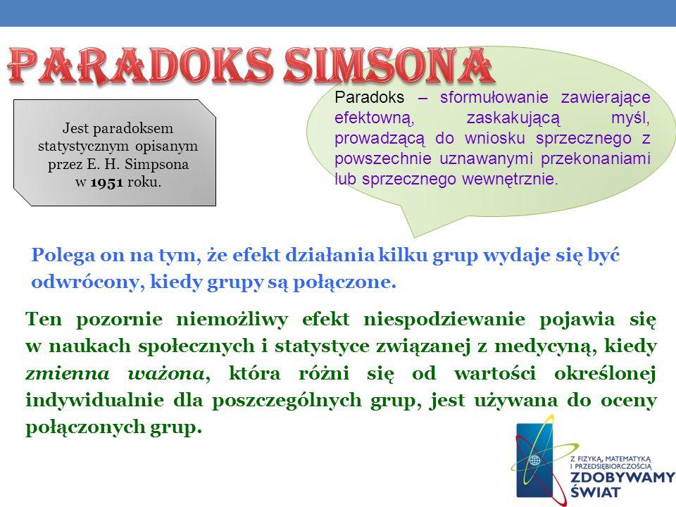 Paradoks Simsona