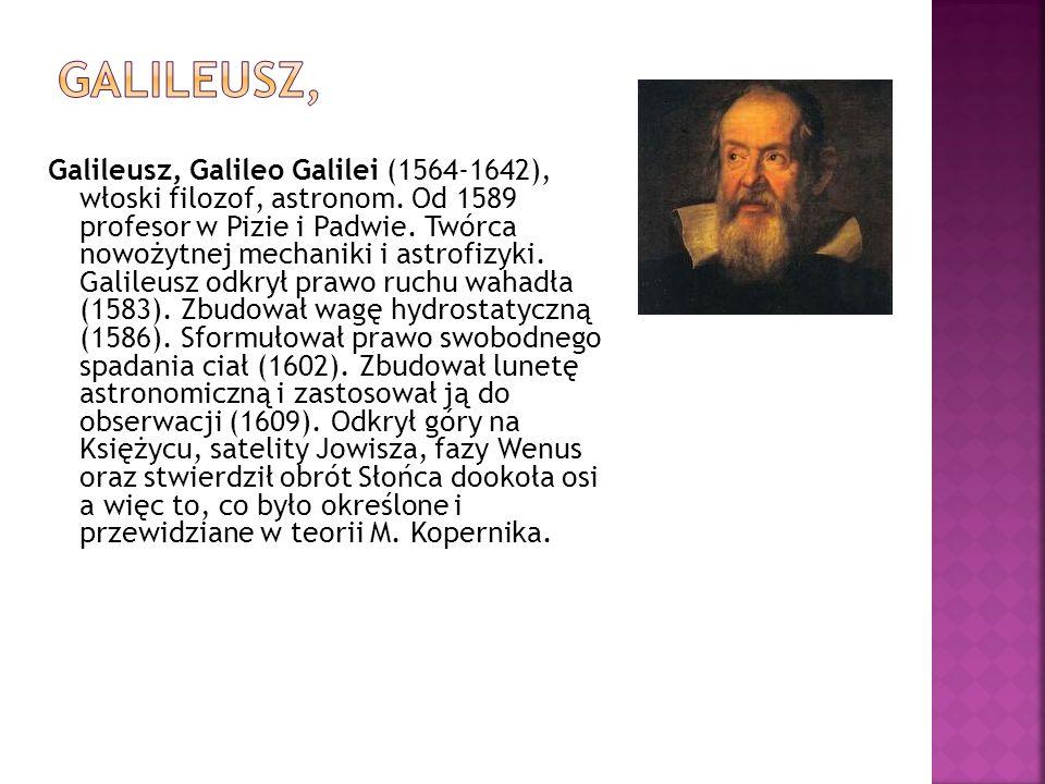 Galileusz,