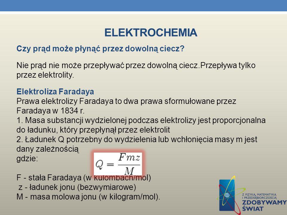 Elektrochemia