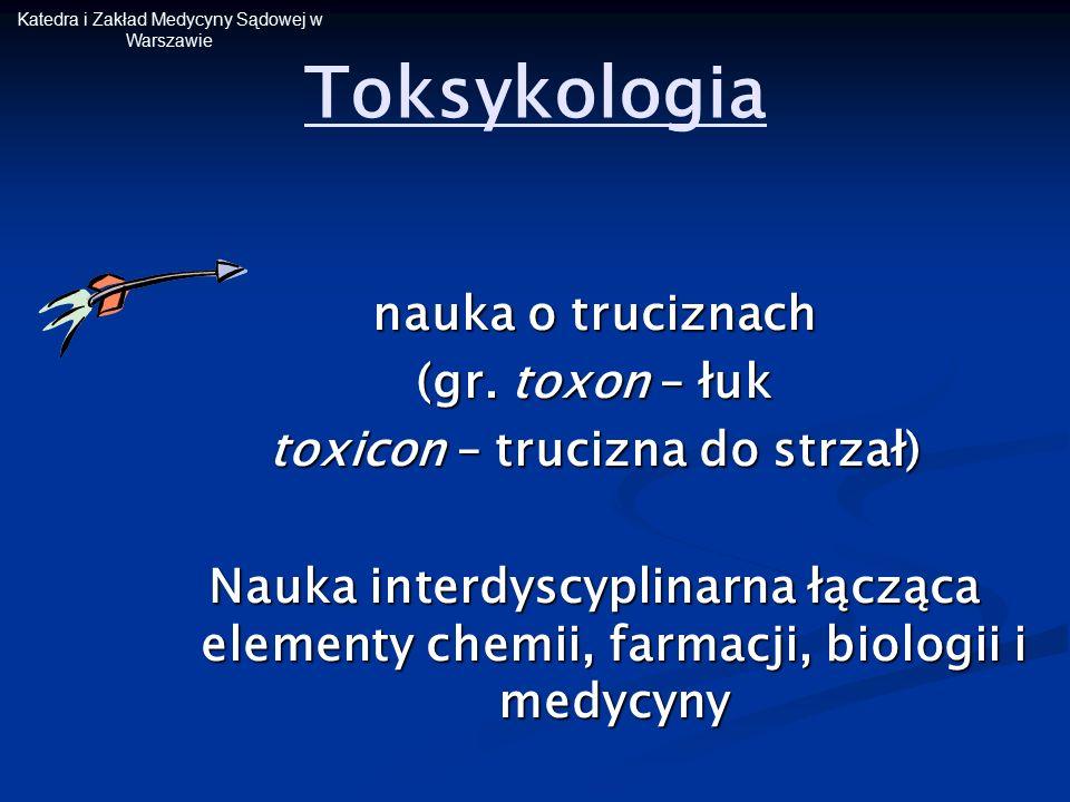 toxicon – trucizna do strzał)