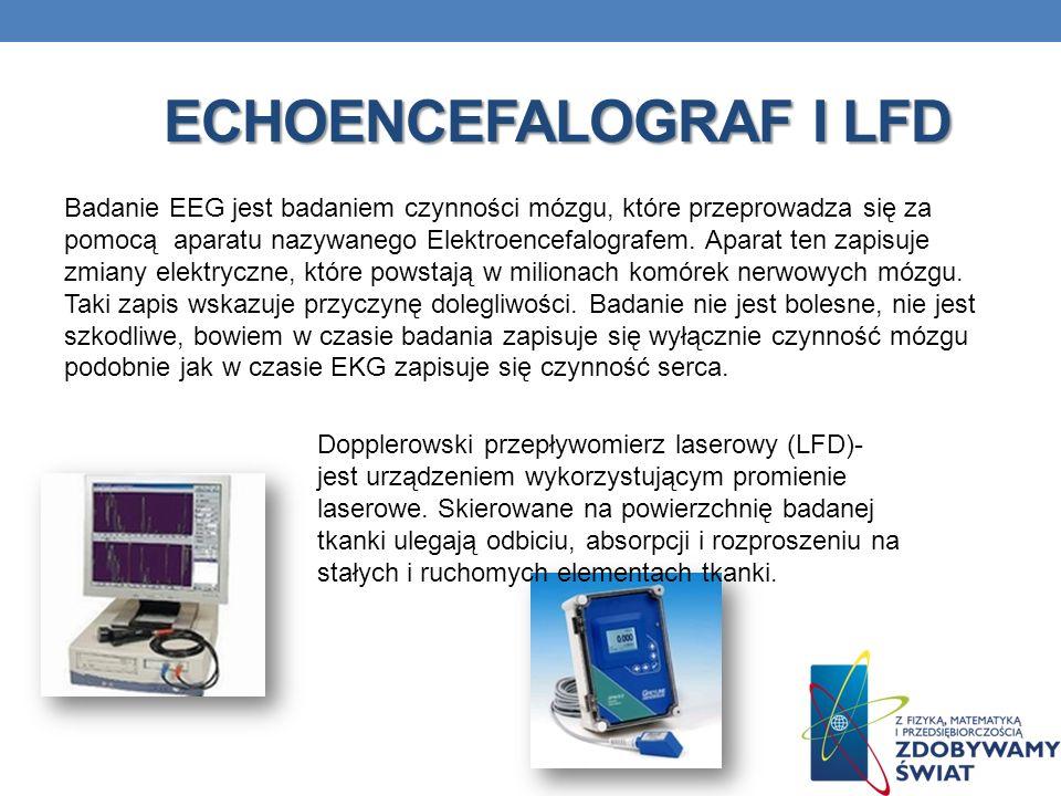 Echoencefalograf i lfd