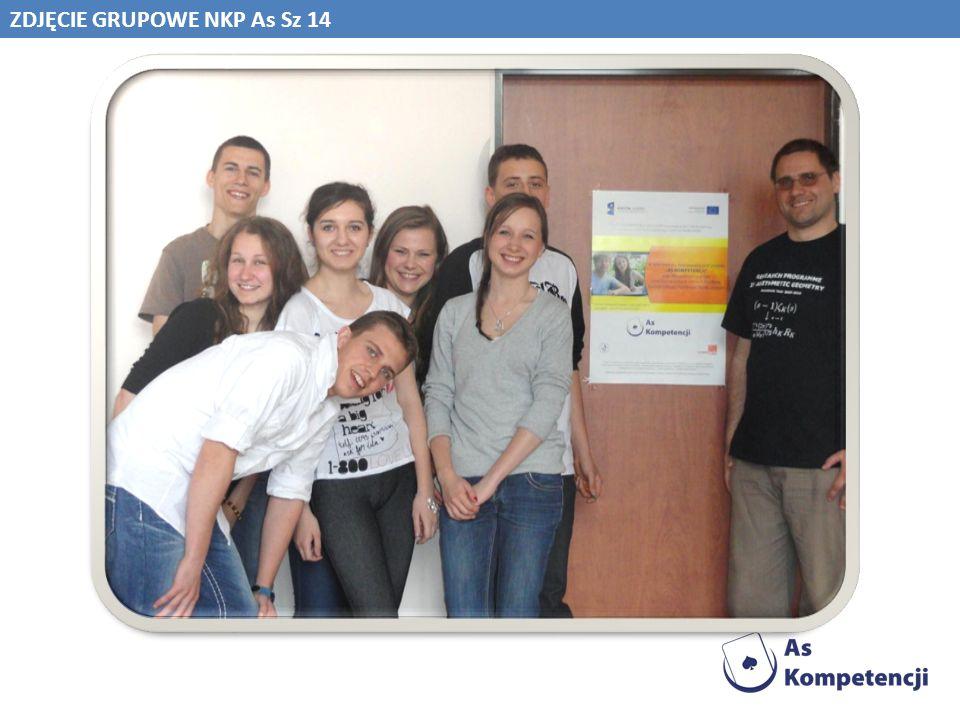 ZDJĘCIE GRUPOWE NKP As Sz 14