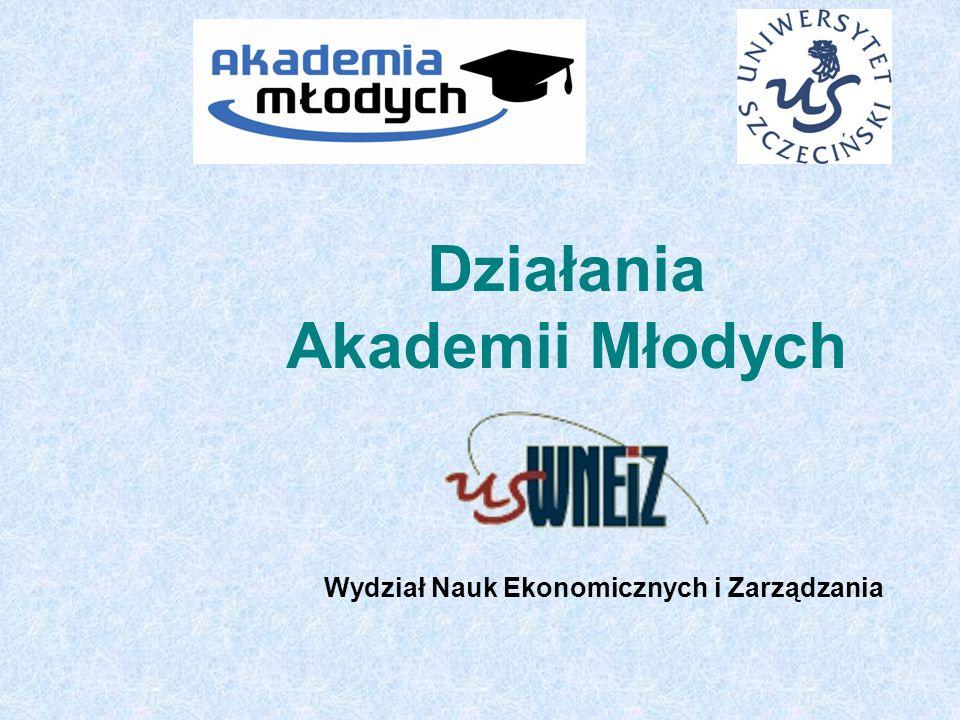 Działania Akademii Młodych