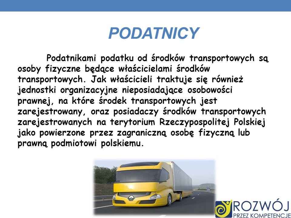 PODATNICY