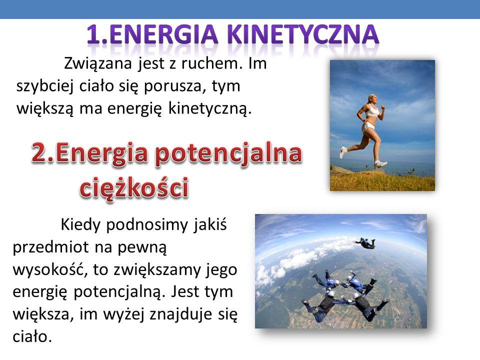 2.Energia potencjalna ciężkości